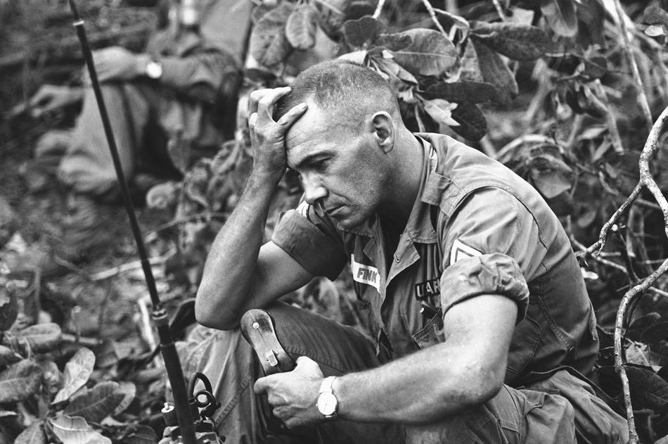 Captured the vietnam war