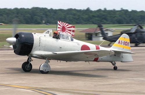 Designation mitsubishi a6m reisen manufacturer mitsubishi japan
