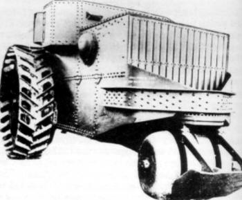 The Steam Wheel Tank The Patriot Files Forums