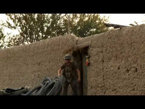 Marine Patrol Base Georgetown Attacked By Taliban
