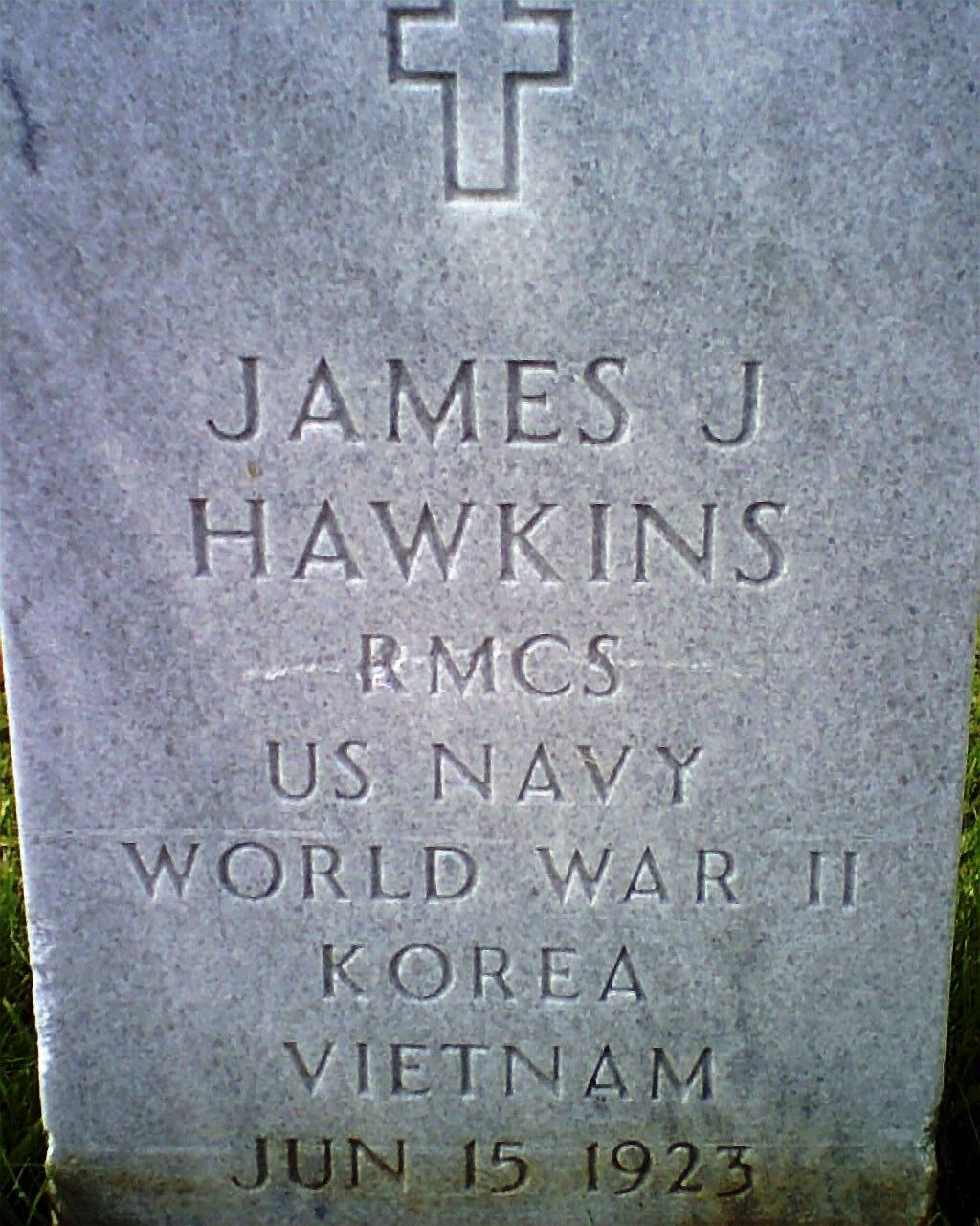 RMCS_James_J_Hawkins