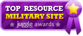Top Military Resource Award